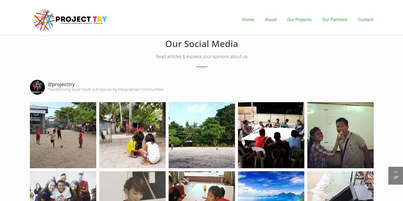 try-social-media